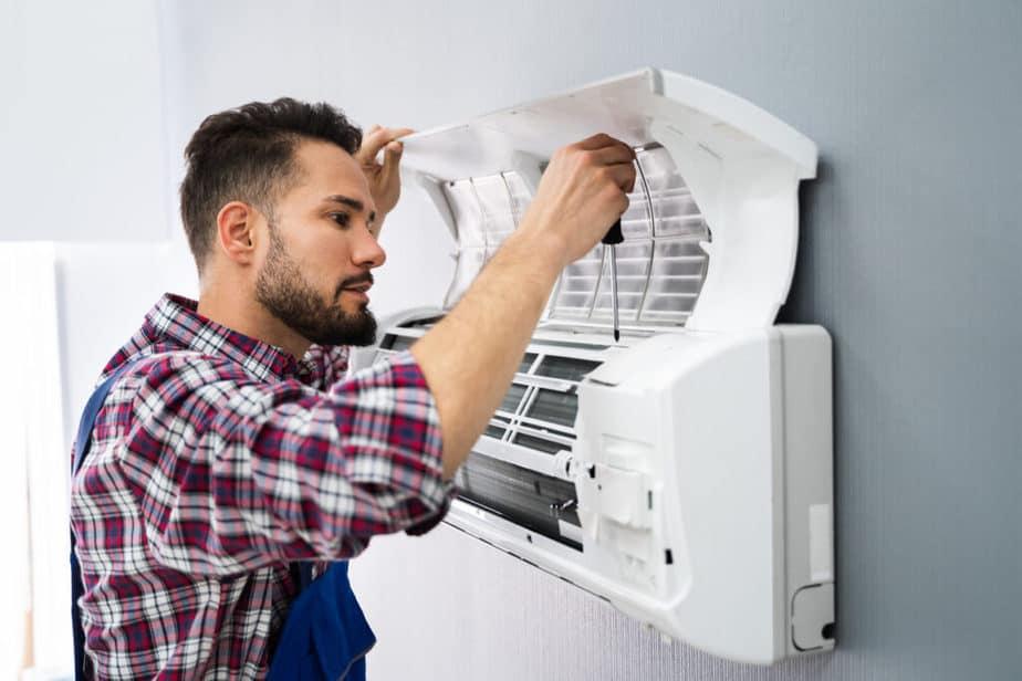 Onderhoudscontract voor onderhoud van airconditioning